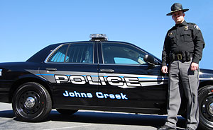 Image result for johns creek police
