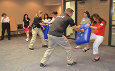 Girls & Women's Self Defense Class