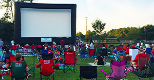 Movies at Newtown Park June 11