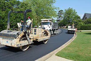 Neighborhood Repaving