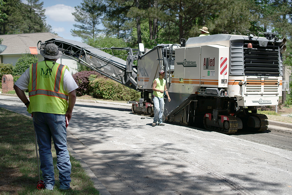 City begins third year of Neighborhood Repaving program