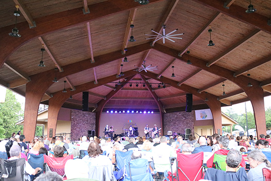 2019 Summer Concert Series Kicks Off with