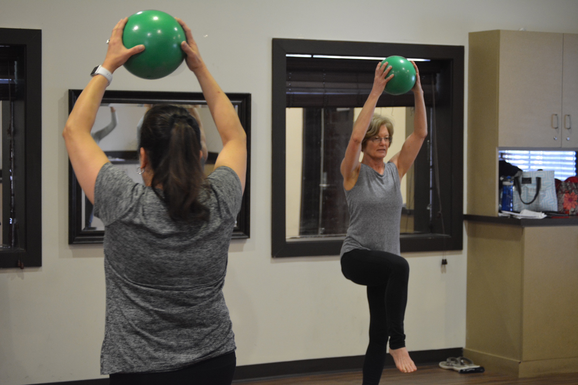Registration now open for May-June Clubhouse Fitness