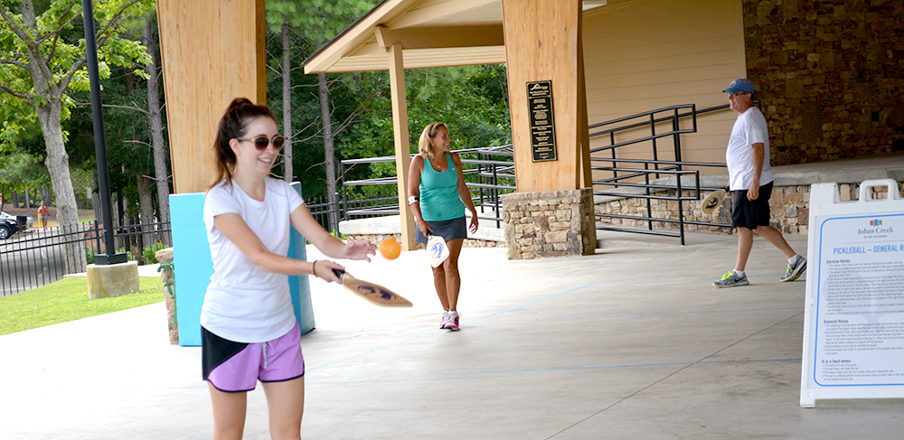 Pickleball expanded at Newtown Park