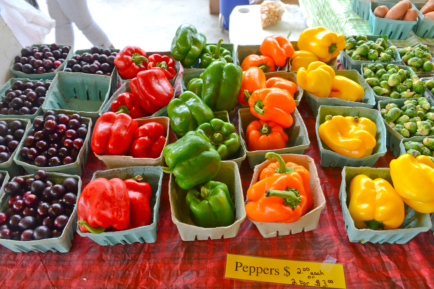 Johns Creek Farmers Market 2017 season ends Aug. 26