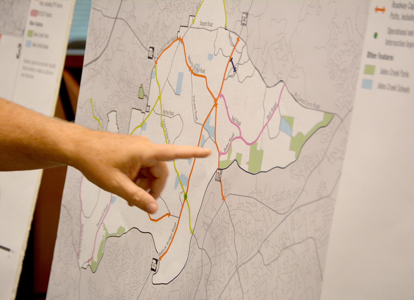 Johns Creek seeks community input on draft version of its 2017 Comprehensive Plan