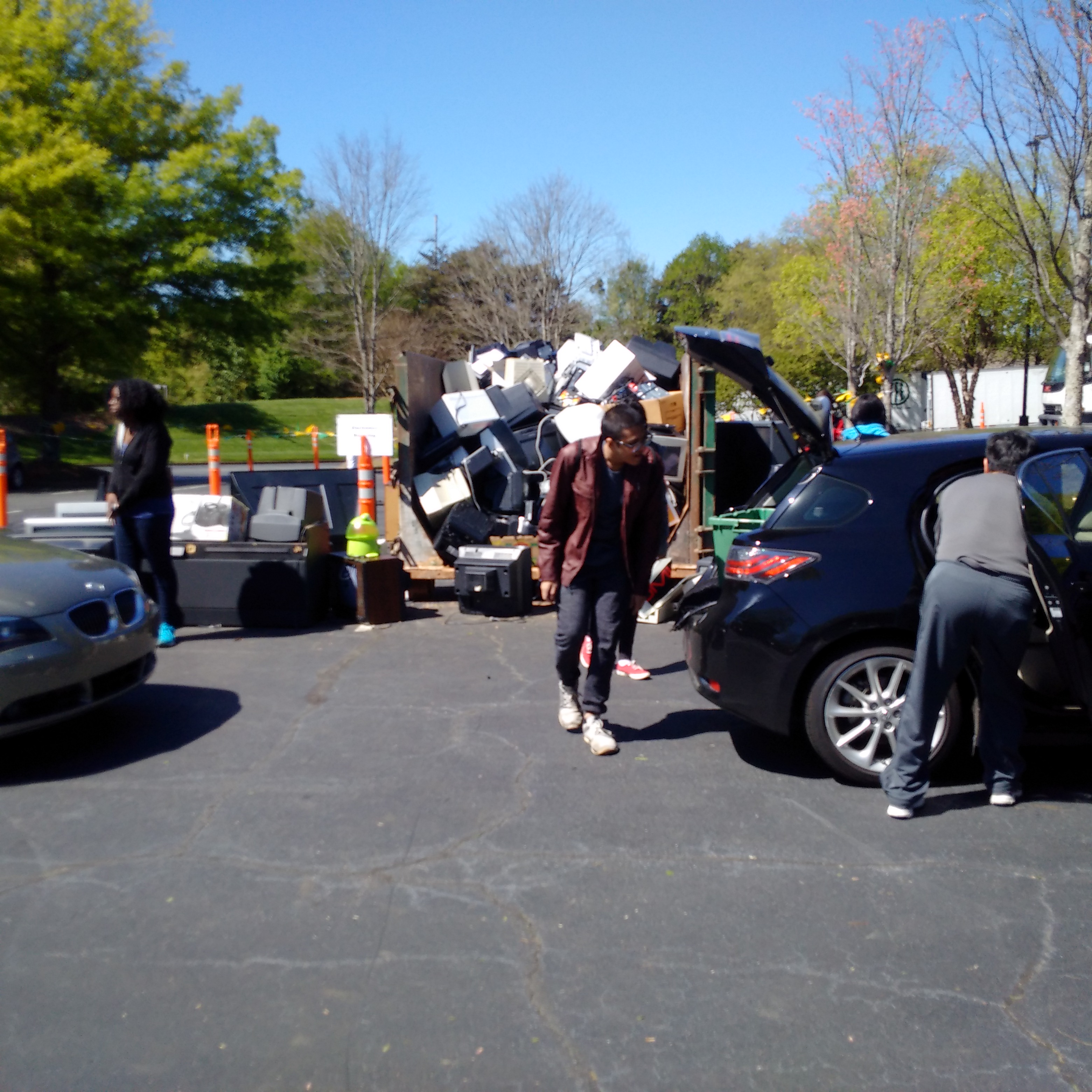 Recycle large items, electronics, clothing, home medical equipment at Bulky Items Recycling Day April 29