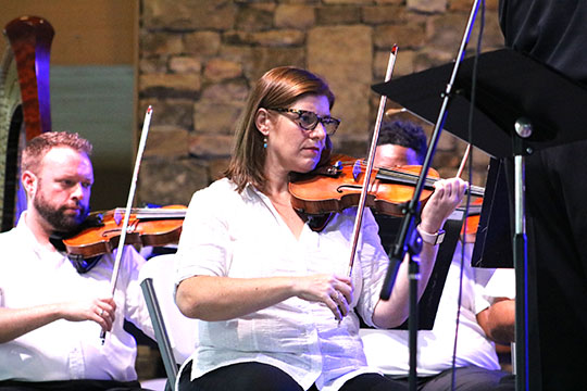 Johns Creek Symphony Orchestra to play final Summer Concert of the season Oct. 5