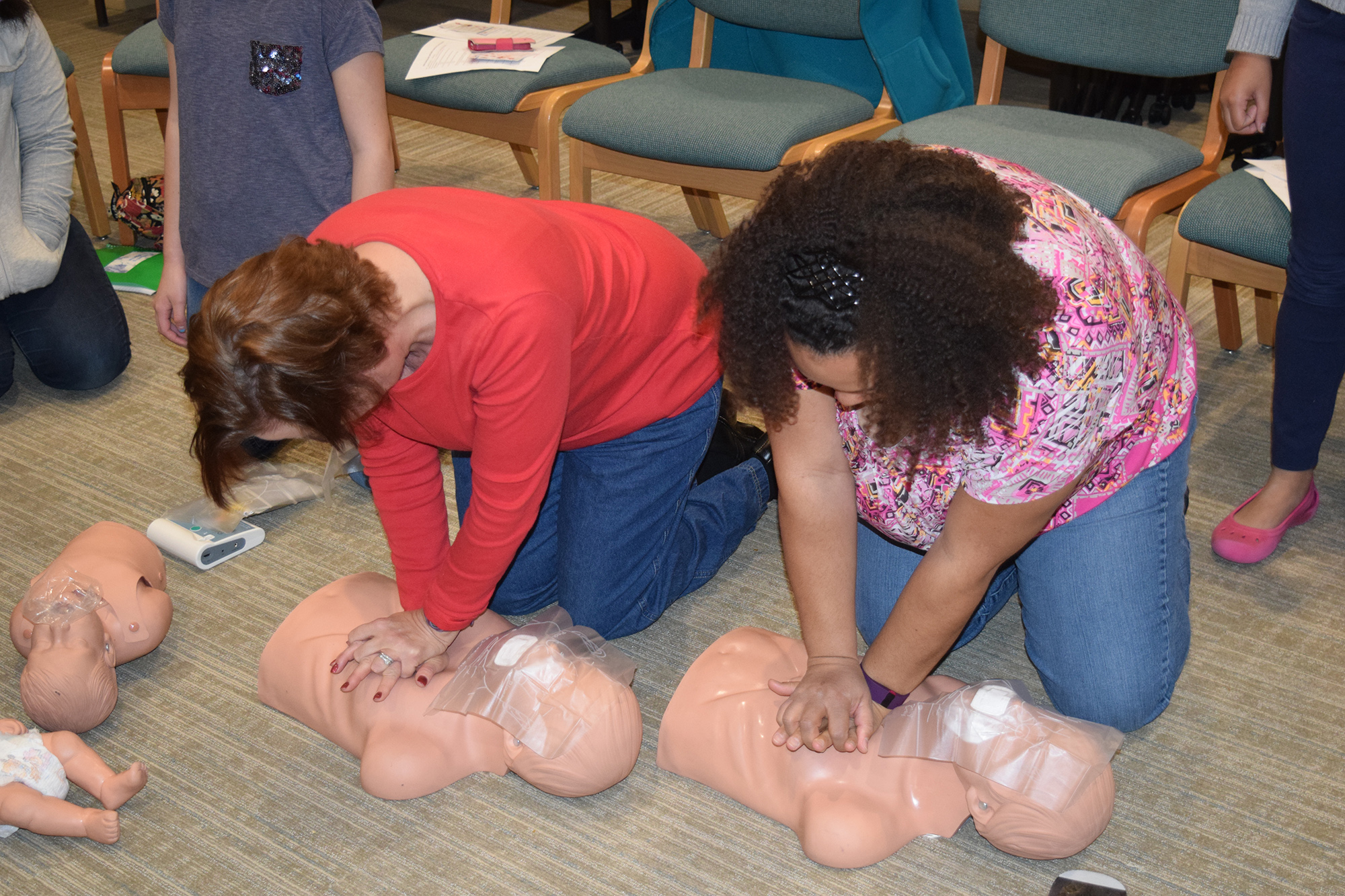 JCFD offers free CPR certification class June 22