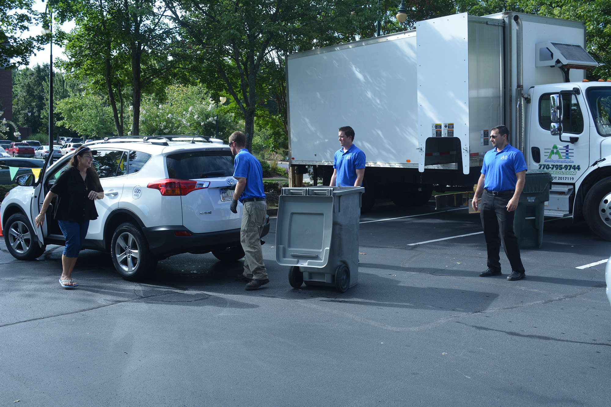 Document shredding event set for June 16