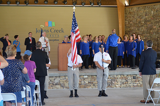 Sept. 11 Commemoration planned at Burkhalter Amphitheater