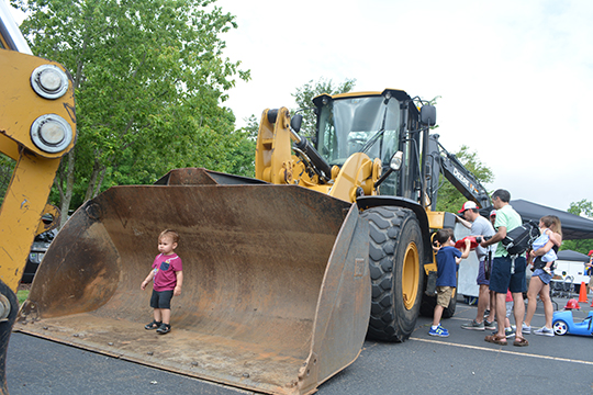 Touch-A-Truck set for May 18