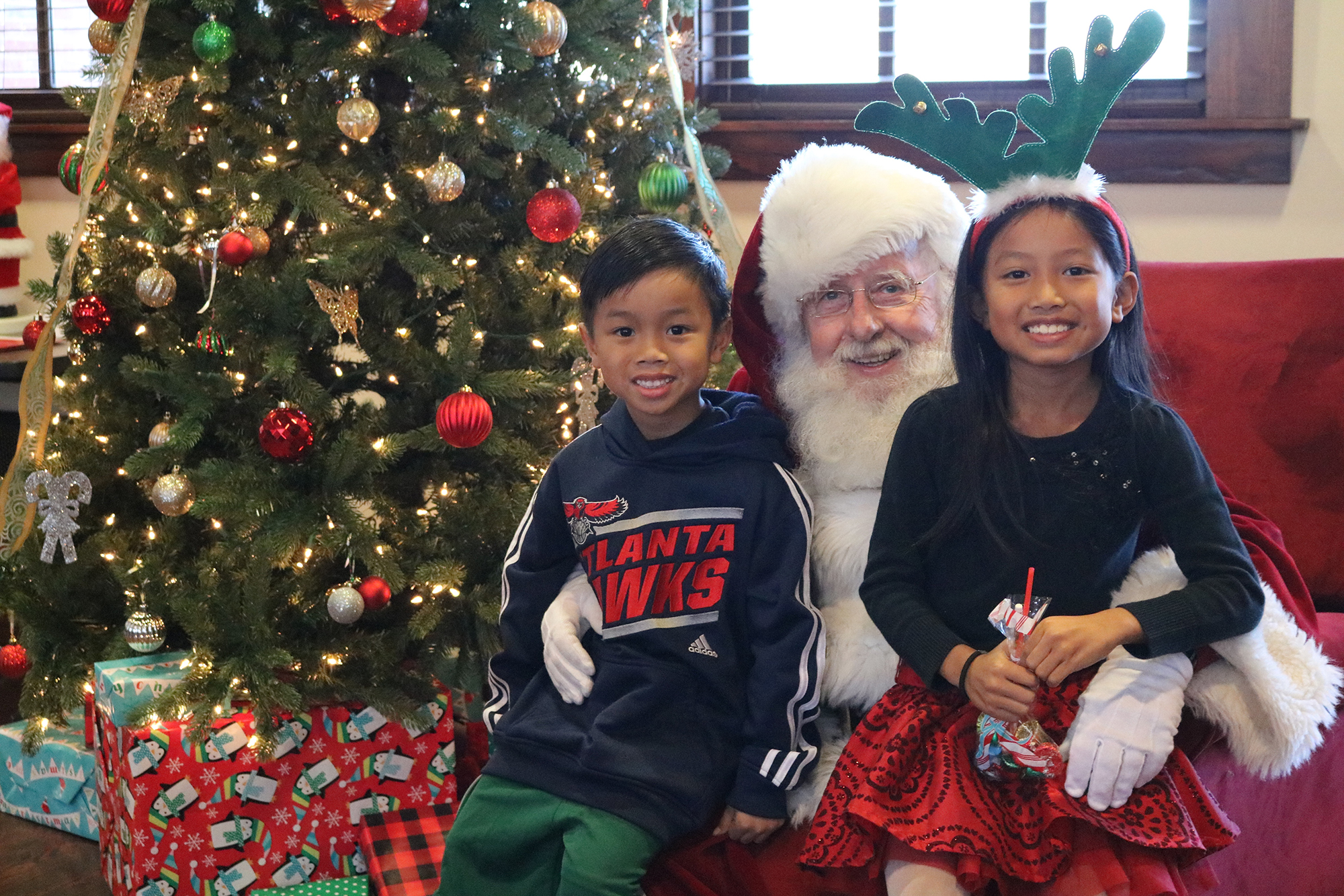 Join us for Breakfast with Santa Dec. 9