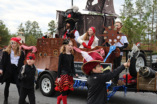 Founders Day Parade returns Dec. 2