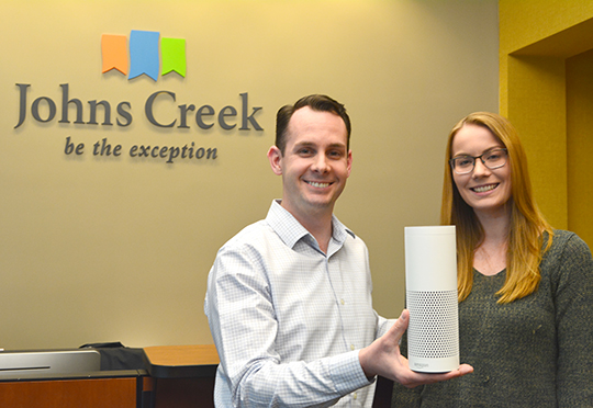City of Johns Creek launches Amazon Alexa 'skill'
