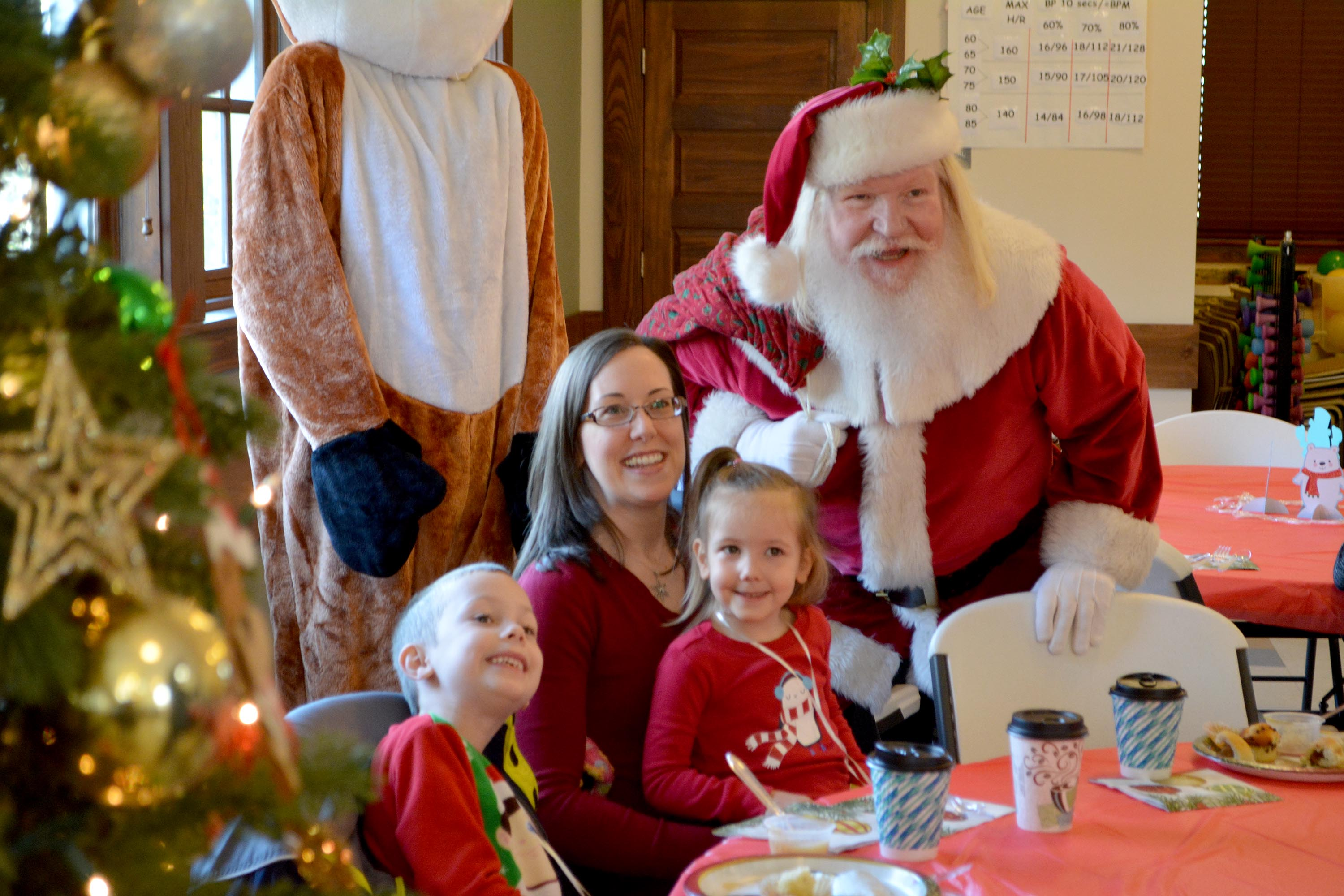 Breakfast with Santa registration opens Nov. 1