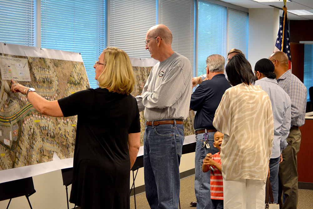 Discuss TSPLOST projects at monthly transportation meeting March 13