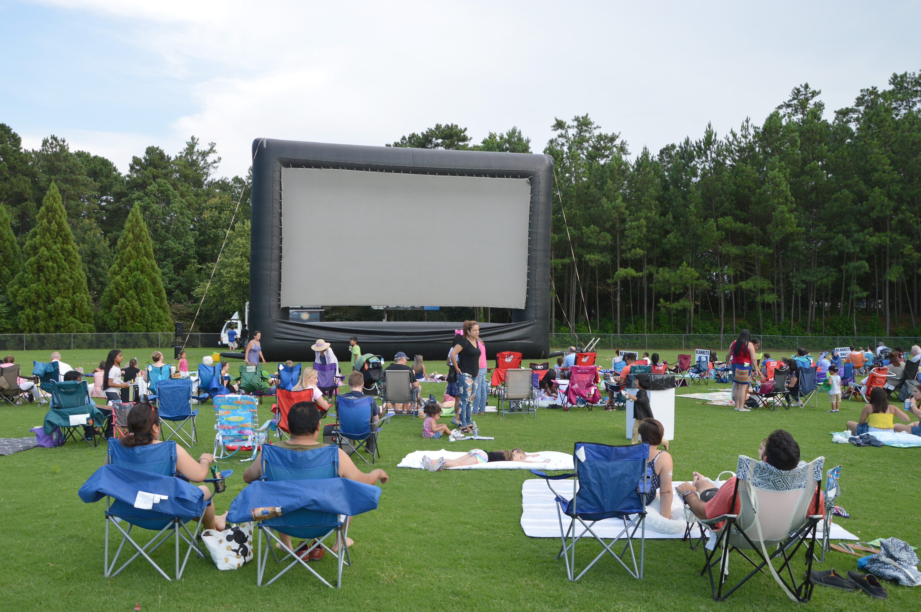 Final summer movie Paddington 2 at Newtown Park Aug. 11