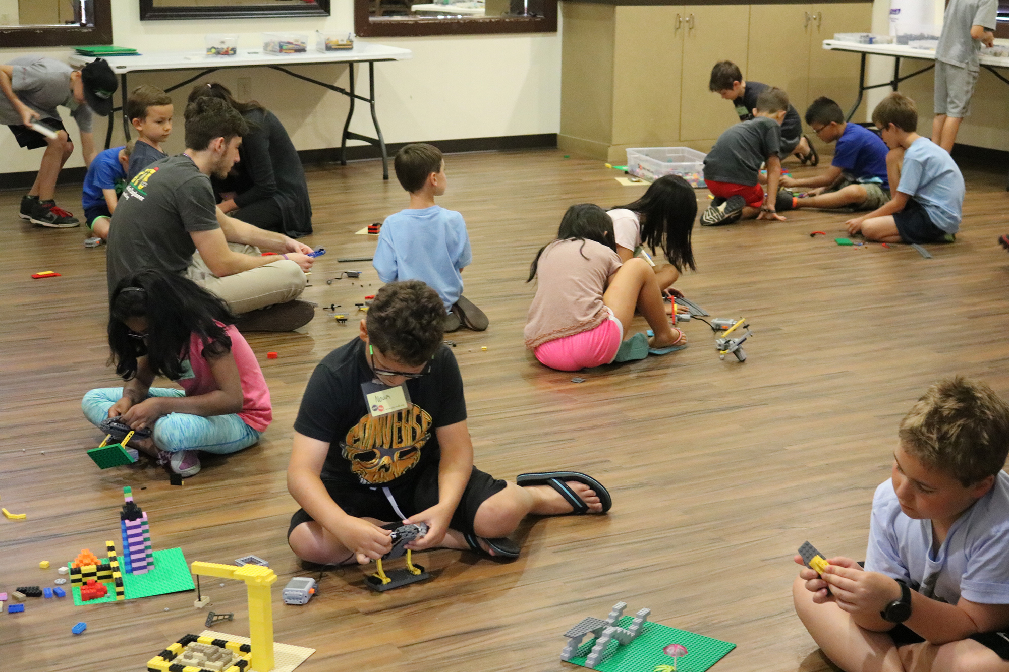 One day LEGO Workshop registration now open
