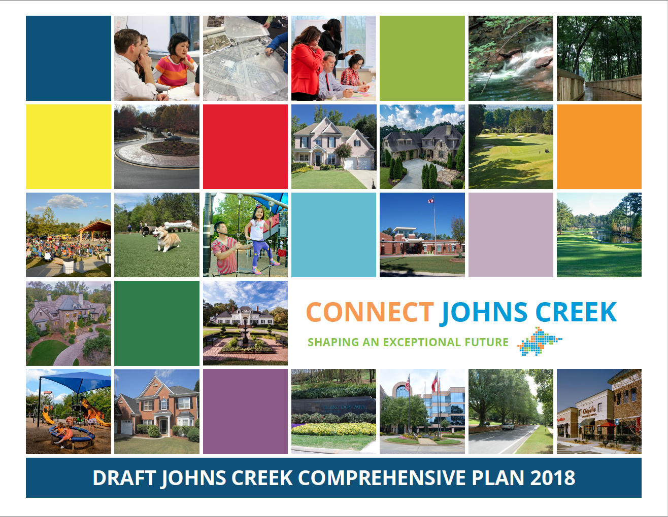 Residents invited to Comprehensive Plan Community Area Workshops; Help shape the future of Johns Creek