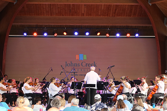 Johns Creek Symphony Orchestra concert set for Saturday, Oct. 6