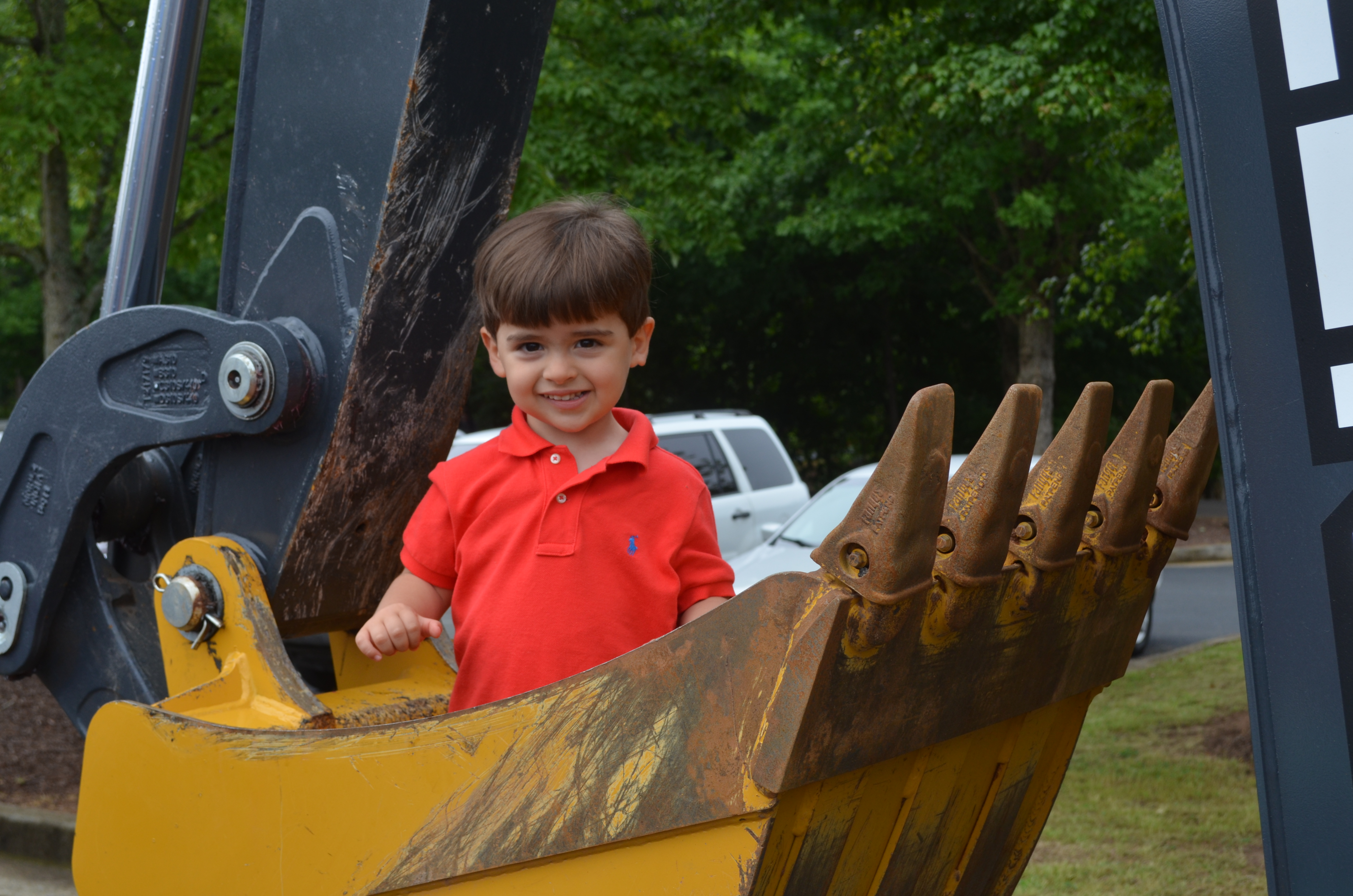 Touch-A-Truck features construction equipment, fun on May 20