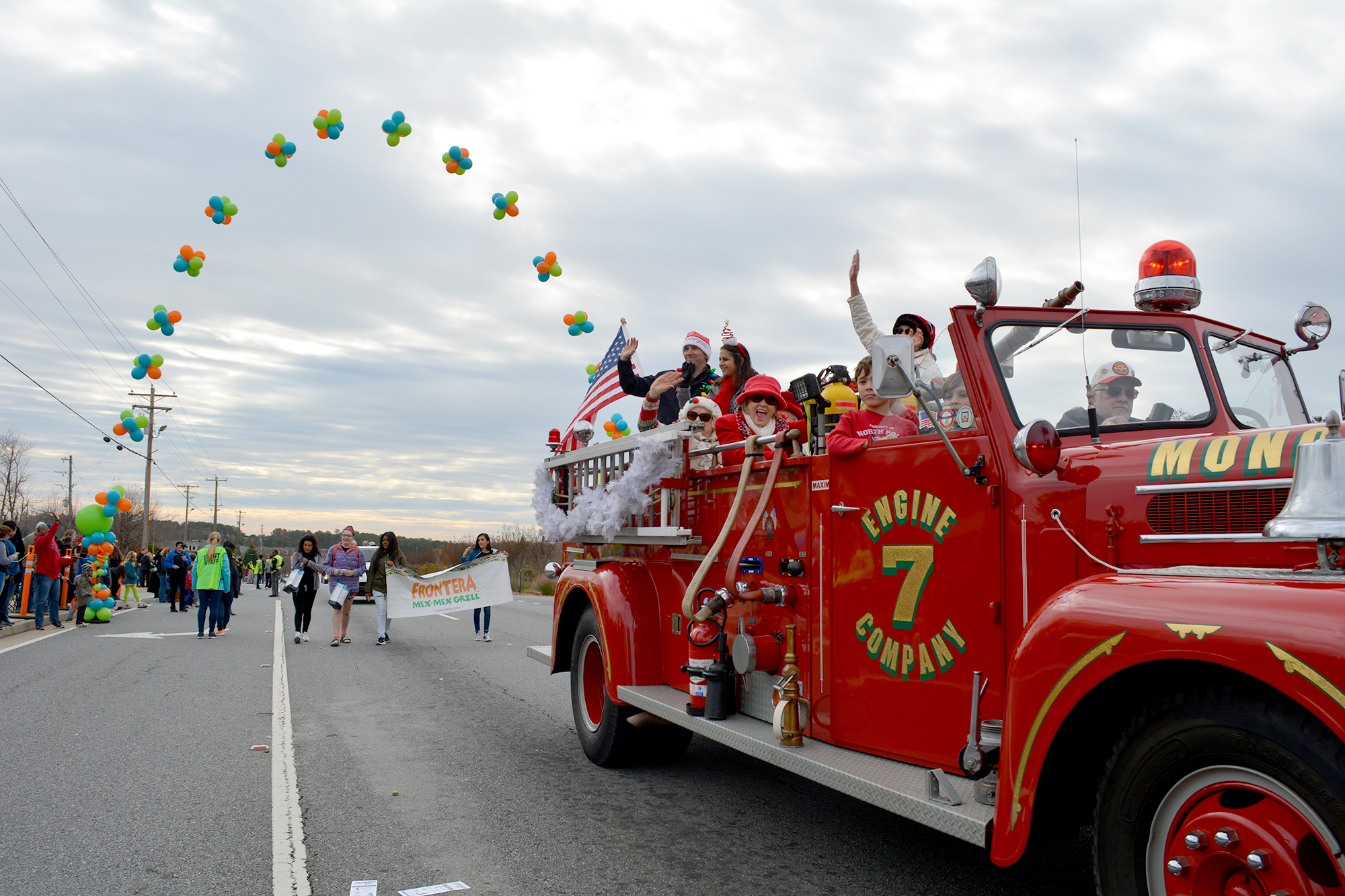 Johns Creek Founders Day Parade set for Dec. 2, traffic plan alert