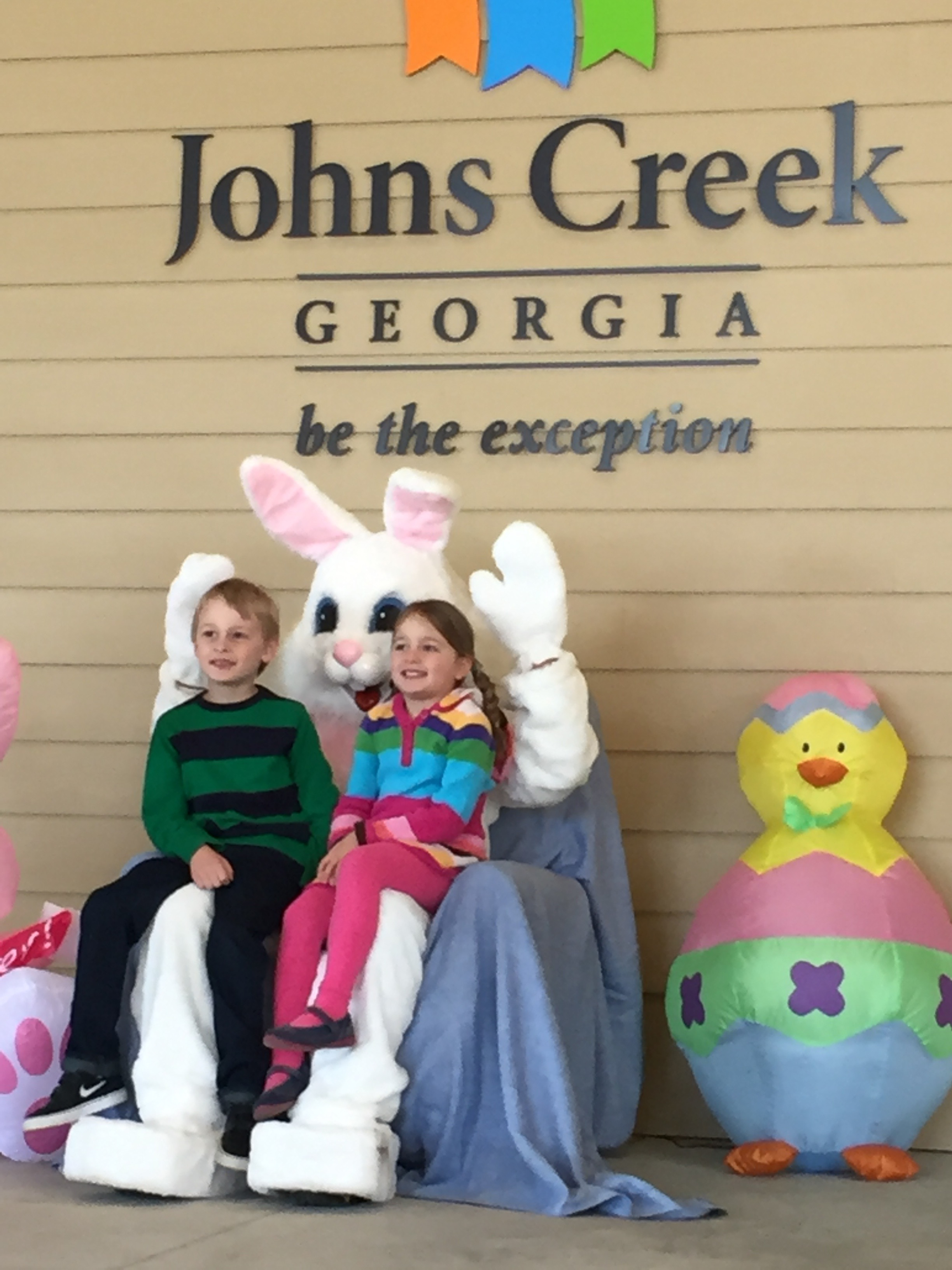 Easter Egg Hunt & Spring Park Party set for April 15