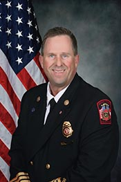 Johns Creek Fire Chief retires, transitions to State Fire Marshal