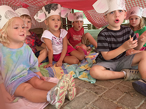 Autrey Mill Preschool Camp offered in August