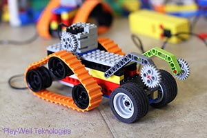 LEGO® Camp space still available