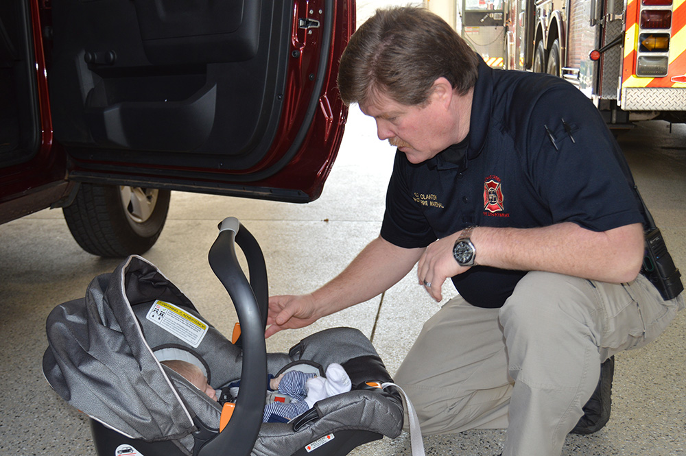 JCFD offers Car Seat Check-Up event Aug. 26