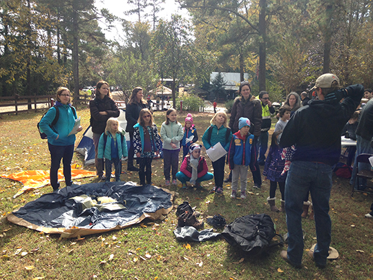 Scout Day returns to Autrey Mill Nature Preserve Nov. 10