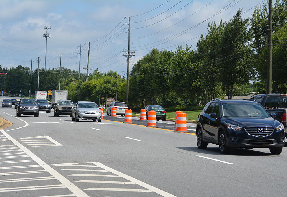 GDOT to hold public input meeting for Abbotts Bridge Road widening