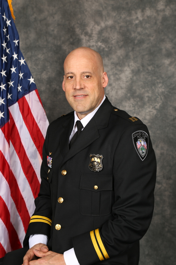Johns Creek City Manager appoints new police chief