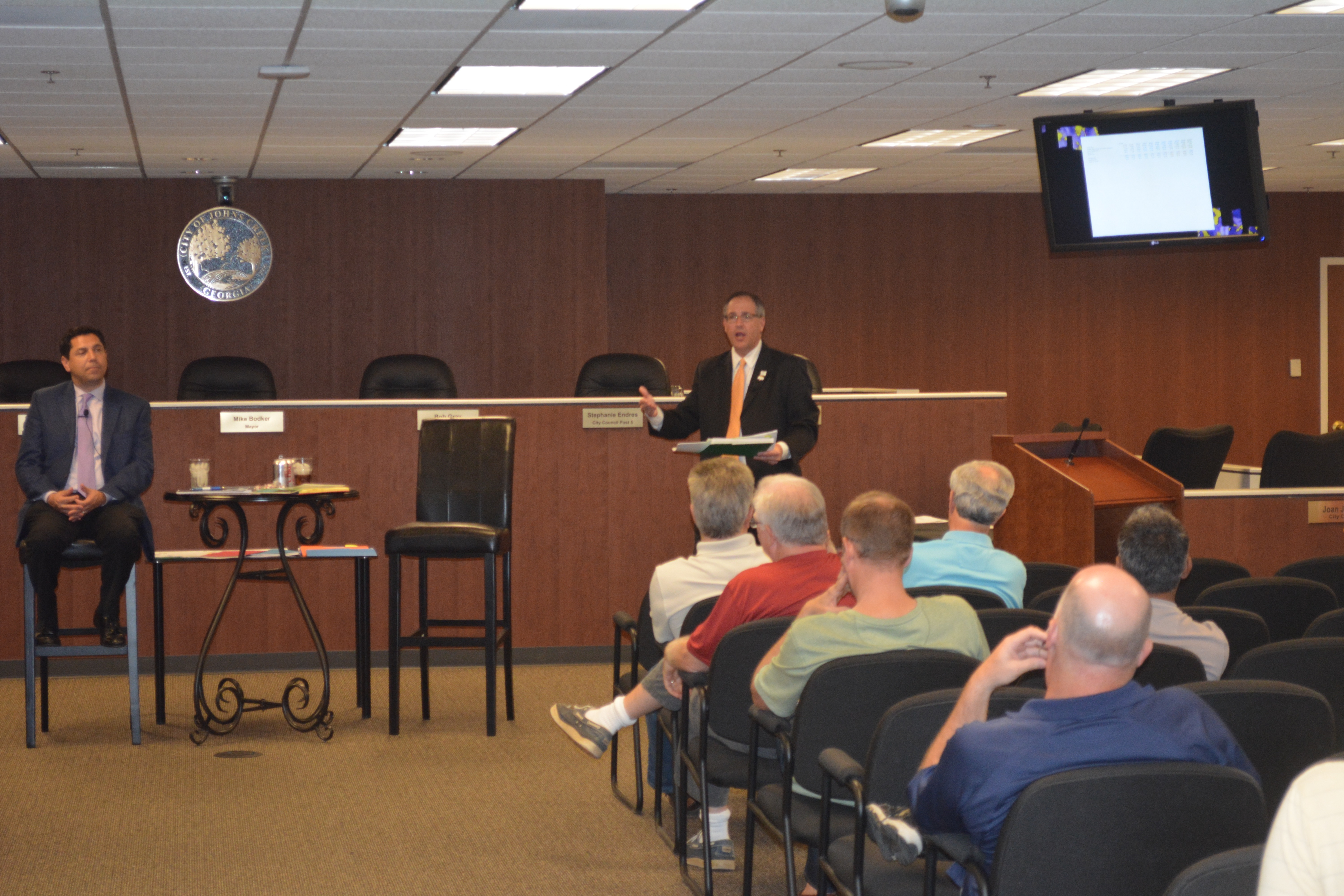 Town Hall meeting set for Thursday, Oct. 12