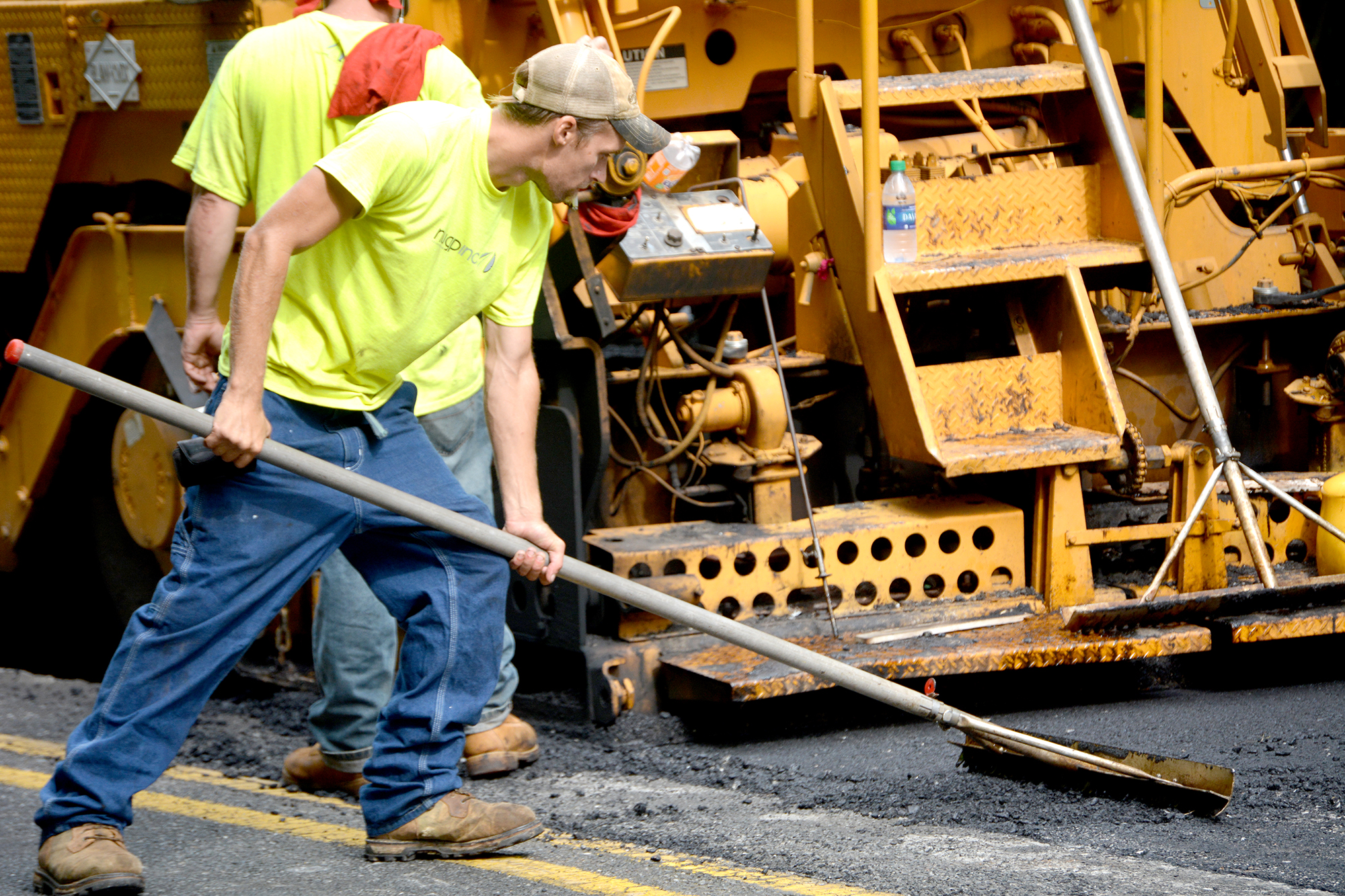 City launches fifth year of neighborhood repaving