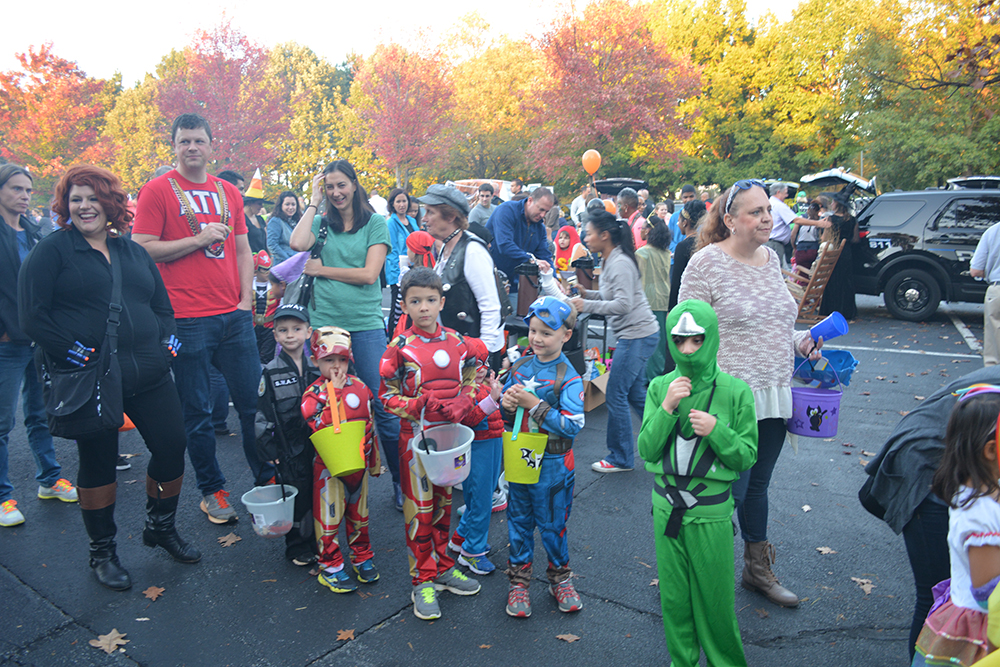Johns Creek Police host annual Trunk or Treat event October 25