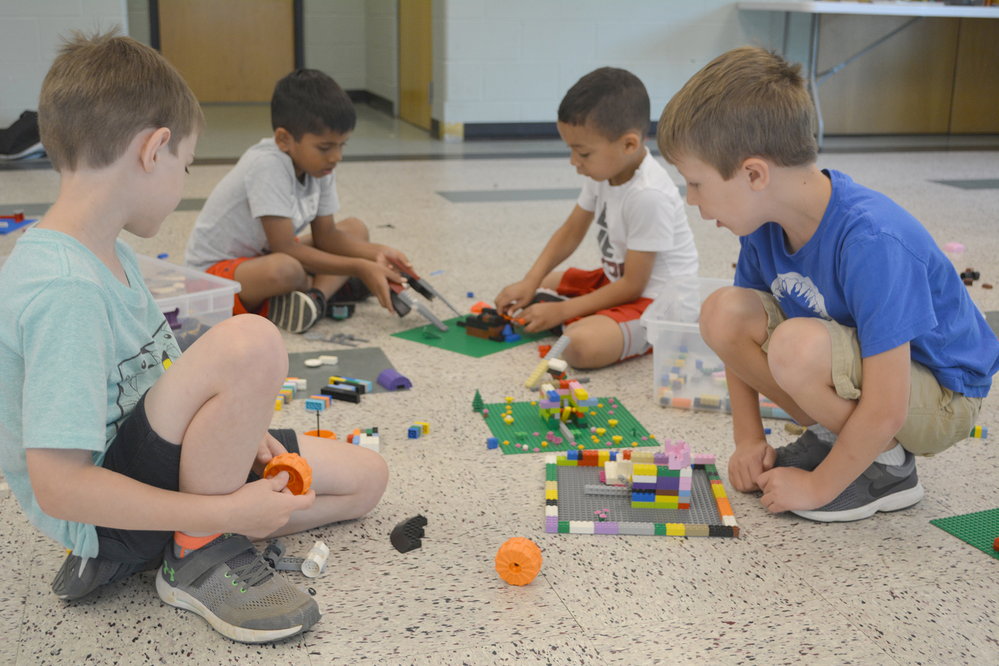 Register for the final LEGO Camp of the summer