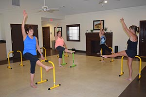 Register now for Summer Clubhouse Fitness
