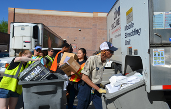 Free document shredding set for Nov. 18