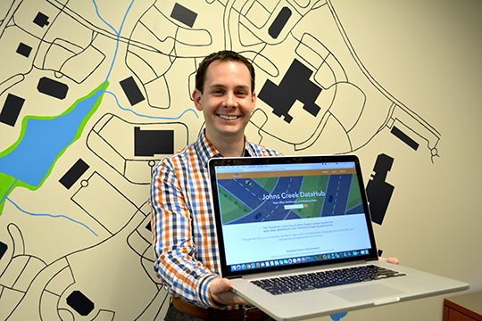 Johns Creek launches free '2.0' information portal, DataHub