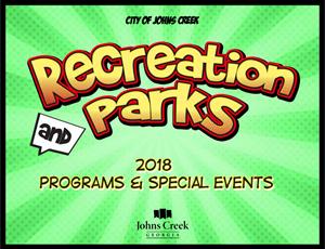 Rec & Parks Brochure