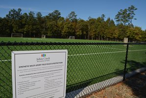 Newtown Soccer Turf Field