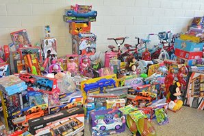 Johns Creek City Launches Annual Toys For Tots Campaign