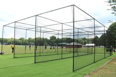 Cricket Batting Cage