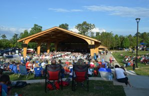 Newtown Park Amphitheater